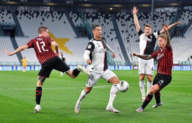 Milan za pet minuta nadoknadio 0:2 i srušio šampiona!
