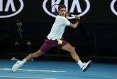 Neuništivi Federer eliminisao Sandgrena za polufinale! VIDEO