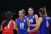 Dominantno  Srbija startovala ubedljivom pobedom