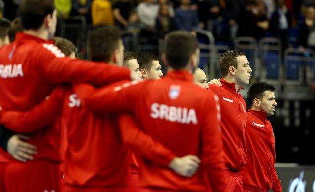 Odlično poluvreme Orlova, Francuzi pokazali zašto su svetski prvaci