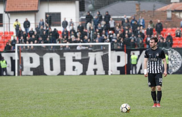Novi blickrig Partizana za četvrtu uzastopnu pobedu