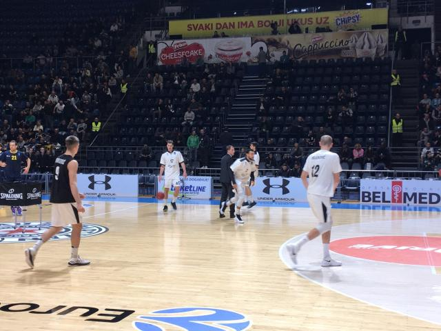 EK: I Alba slavila u Pioniru, peti poraz Partizana