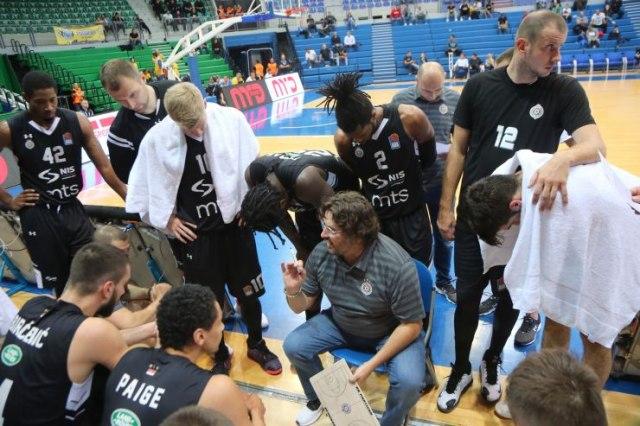 Primorska nanela Partizanu prvi poraz u sezoni!