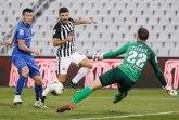 Partizan porazom završio Superligu VIDEO