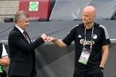 Junajted na mišiće do polufinala Lige Evrope!