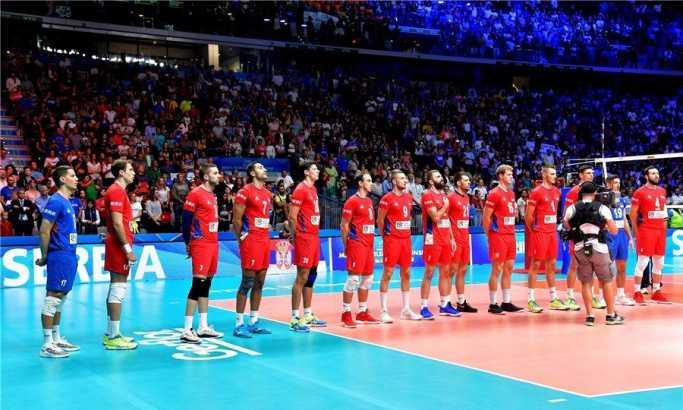 Uživo: Srbija - Brazil 15:16 ( drugi set u toku )