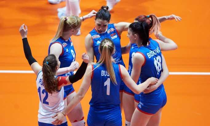 Uživo: Srbija ide ka prvoj pobedi u Ligi nacija