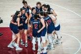 Košarkašice nemoćne  igraće za bronzu
