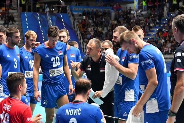 Besprekorni Brazilci zaustavili Srbiju u polufinalu SP