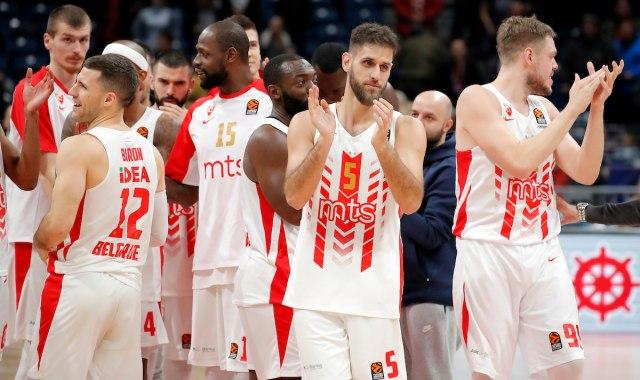 Poraz Zvezde od CSKA u Beogradu