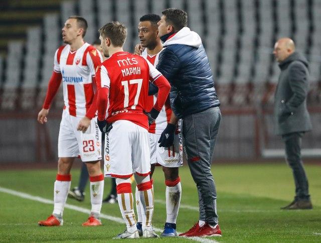Prečke i poništeni golovi obeležili pobedu Zvezde protiv Napretka
