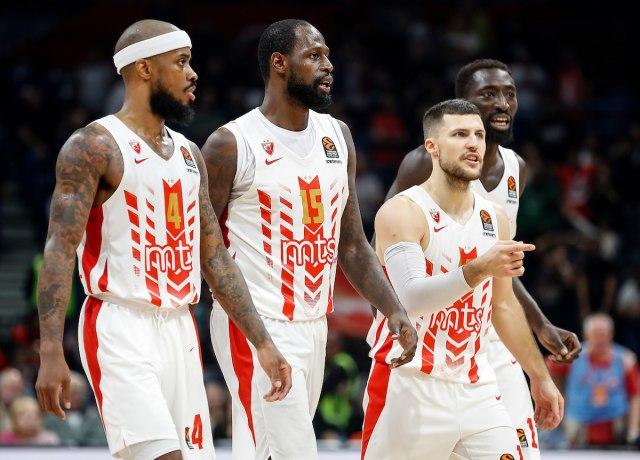 Nova bleda partija Zvezde – Alba nanela sedmi poraz šampionu Srbije