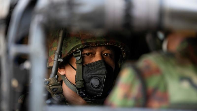V. Britanija uvodi sankcije zvaničnicima vojne hunte u Mjanmaru