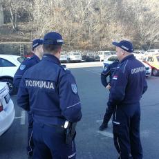 VADIO ZNAČKU SINDIKATA POLICIJE: Novi detalji hapšenja vozača poršea osumnjičenog za pucnjavu na Voždovcu