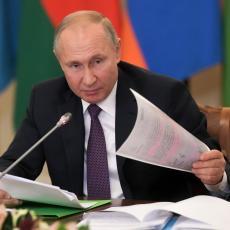VAKCINISALA SE I PUTINOVA ĆERKA: Ruski predsednik otkrio kako se osećala posle primljene doze