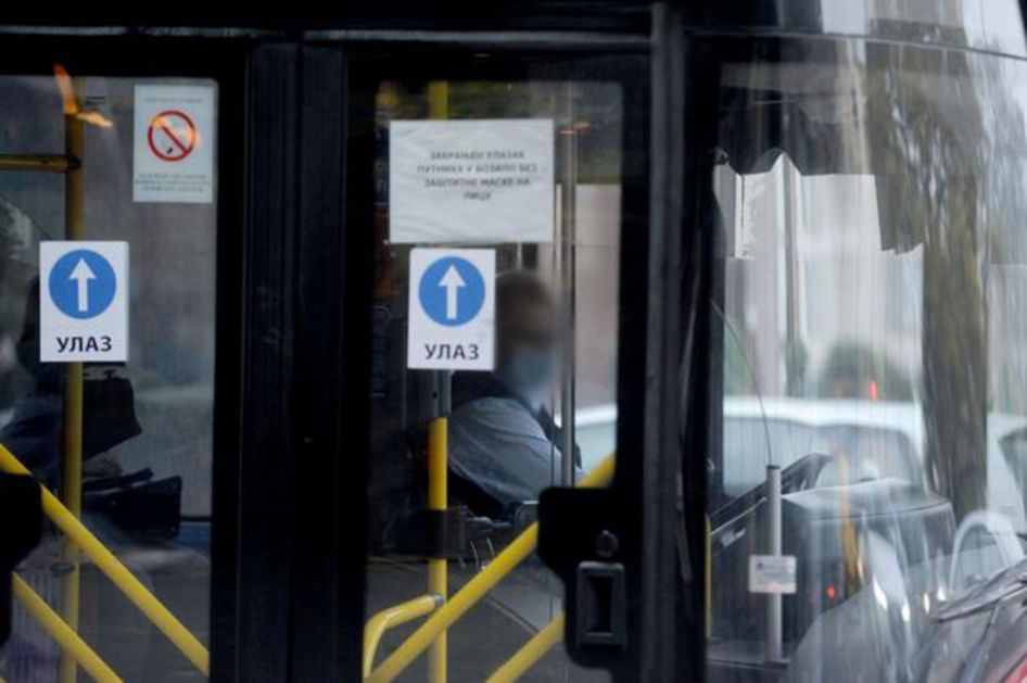 VAKCINISANO OKO 1.100 VOZAČA GSP BEOGRAD: Za vakcinaciju se prijavilo i oko 300 vozača privatnih prevoznika