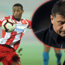 VAN LA PARA KAO IZ TOPA: Milojević ima najteži POSAO!