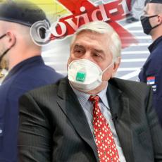 VANREDNO STANJE PROGLAŠAVA NARODNA SKUPŠTINA: Dr Tiodorović otkrio kako najbrže zaustaviti širenje zaraze (FOTO)
