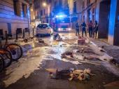 VANREDNO STANJE U ŠPANIJI Sukob demonstranata i policije u Barseloni zbog restriktivnih mera