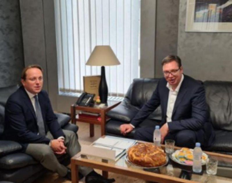 VARHEJI: Dobar razgovor s Aleksandrom Vučićem o reformama, regionalnog saradnji...