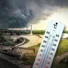 VARLJIVO LETO U SRBIJI: Danas DRAMATIČNE promene vremena, detaljna prognoza za CELU SLEDEĆU NEDELJU