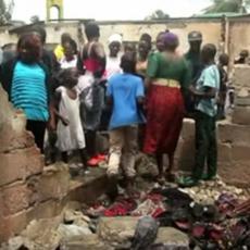 VATRENA STIHIJA USMRTILA DECU NA SPAVANJU: U požaru u internatu stradala 23 đaka (VIDEO)