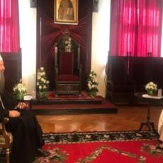 VAŽAN RAZGOVOR SE VODI U PATRIJARŠIJI: Patrijarh razrešio sve dileme i stavio tačku na pitanje Kosova (FOTO)