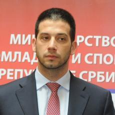 VAŽAN SUSRET U MINISTARSTVU SPORTA: Udovičić se sastao sa turskim kolegom Kasapogluom