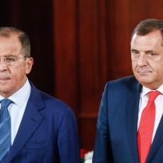 VAŽNO JE ŠTO LAVROV DOLAZI U SRPSKU Dodik: Sa Rusijom imamo odlične odnose bez obzira na sve pritiske