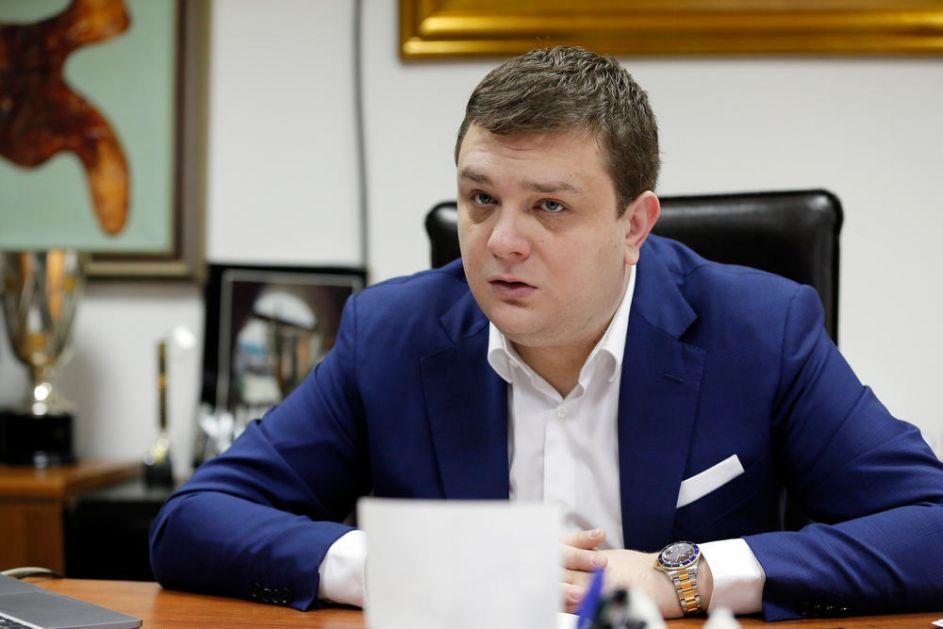 VAZURA MORA U POLICIJU! Generalni direktor Partizana biće SASLUŠAN zbog OPTUŽBI posle DERBIJA!