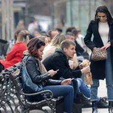 VEDRO NEBO I TEMPERATURA U DEBELOM MINUSU U SRBIJI: Obucite se lepo, nije tako toplo kao što se čini