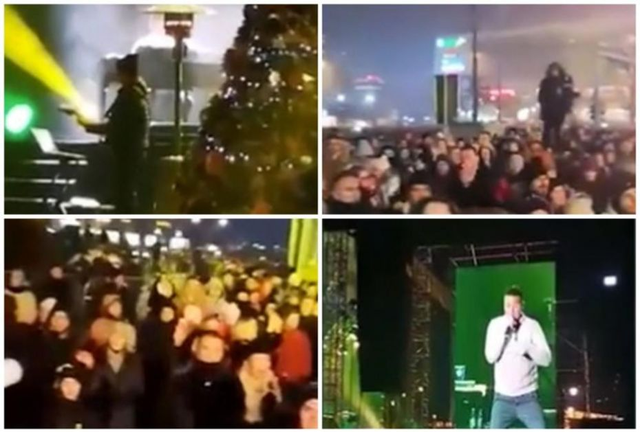 VELIČANSTVEN DOČEK U SARAJEVU Željko pripredio provod za pamćenje, svi pevali uz OVU pesmu kao jedan, a ovom ih je kupio