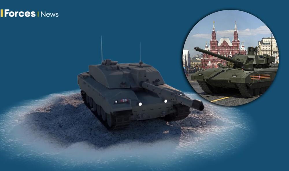 VELIKA BRITANIJA SPREMA PROIZVODNJU NAJSMRTONOSNIJEG TENKA U EVROPI: Da li će Čelindžer 3 ZAISTA biti izazov za rusku Armatu?!