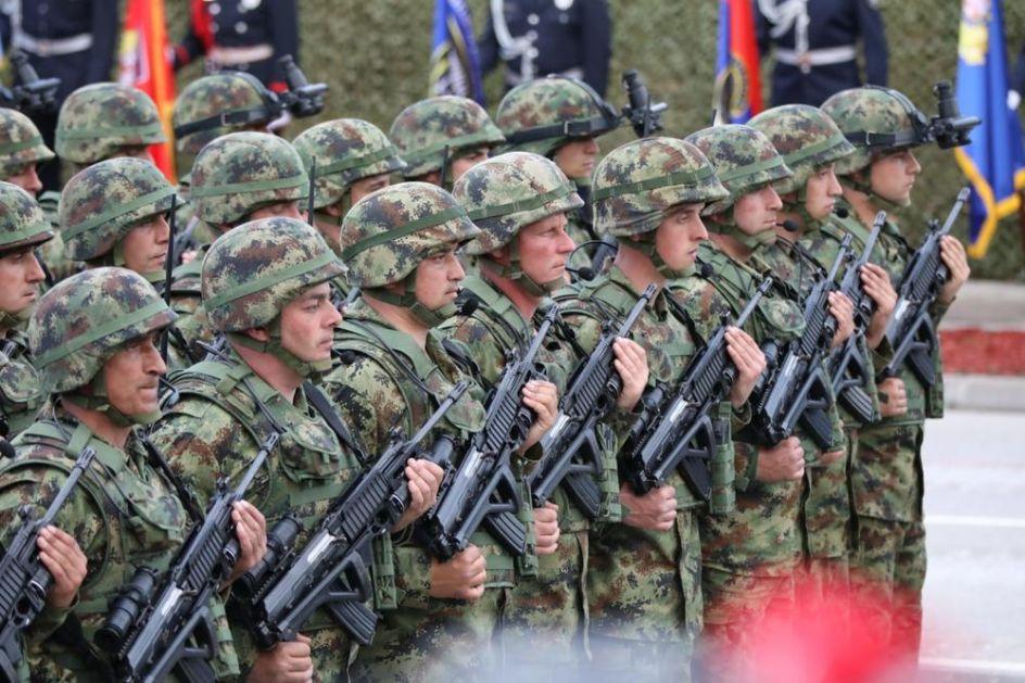 VELIKA ČAST ZA SRBIJU: Na Paradi pobede u Moskvi prodefilovaće 75 naših vojnika
