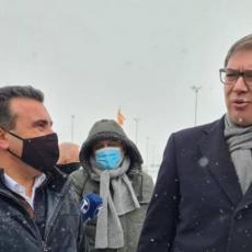 VELIKA DIPLOMATSKA POBEDA VUČIĆA Hrvatski mediji bruje o srpskoj donaciji vakcina Severnoj Makedoniji! (FOTO)