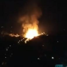 VELIKA EKSPLOZIJA GASOVODA U LUGANSKU: Nesrećan slučaj ili diverzantska akcija ukrajinskih snaga? (VIDEO)