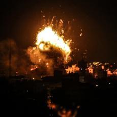 VELIKA EKSPLOZIJA U IRAKU: Raketa pogodila naftnu rafineriju!