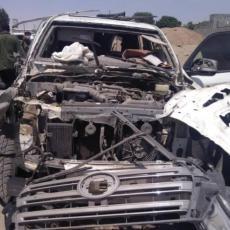VELIKA EKSPLOZIJA U JEMENU: Konvoj vozila napadnut automobil-bombom, ima mrtvih (FOTO)