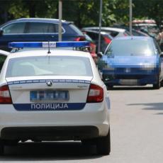 VELIKA I BRZA AKCIJA SRPSKE POLICIJE! Hapšenja u Novom Sadu zbog razbojništva, droge i oružja