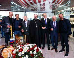 VELIKA IMENA SU SE OKUPILA: Crvena zvezda proslavila svoju klupsku slavu Đurđevdan!