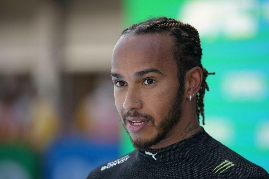 VELIKA NAGRADA MAĐARSKE: Hamilton ostvario najbrže vreme na trećem treningu