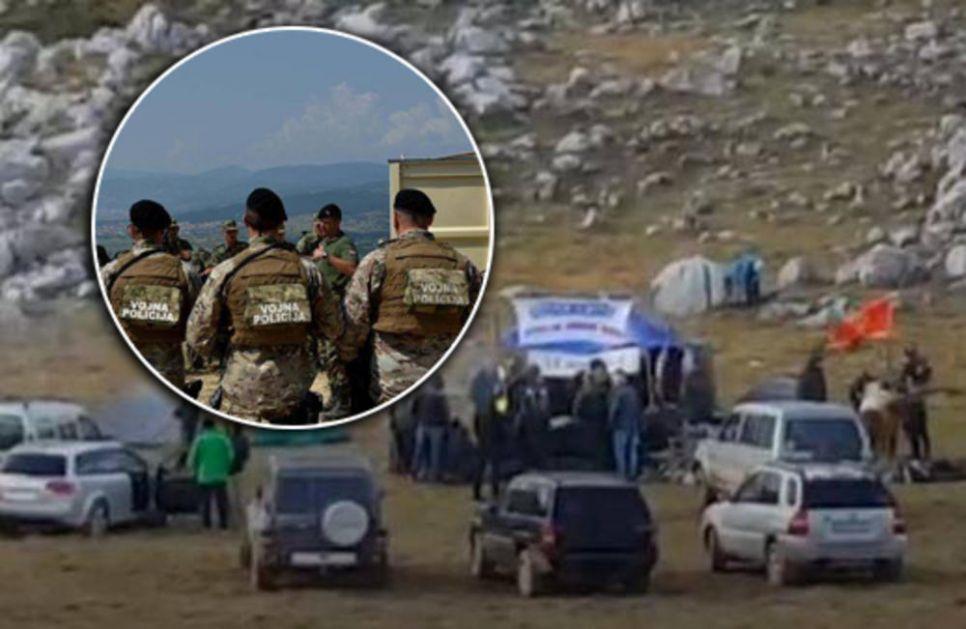 VELIKA POBEDA ČUVARA SINJAJEVINE: Vojska Crne Gore odusta la od vežbe na zaštićenom lokalitetu!