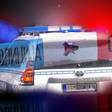 VELIKA POLICIJSKA AKCIJA ISPRED SKUPŠTINE SRBIJE: U kolima nađeni droga i oružje - prava drama u centru Beograda