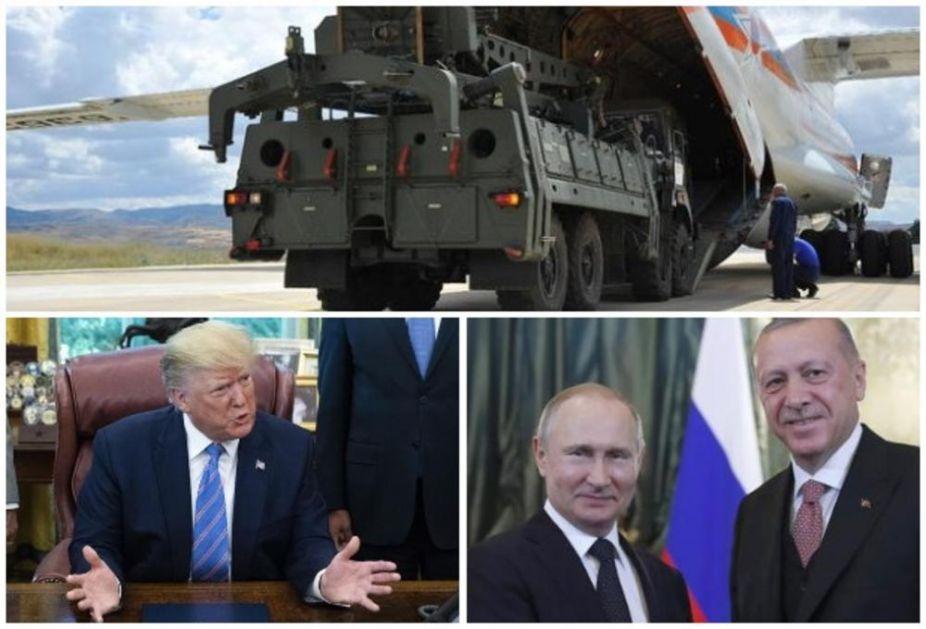 VELIKA PUTINOVA POBEDA: Turska razmišlja o POVLAČENJU IZ NATO posle sukob sa Amerikom zbog nabavke ruskog raketnog sistema S-400! (VIDEO)