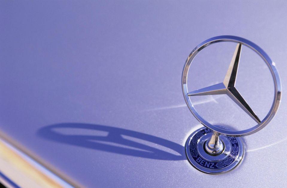 VELIKE PARE: Mercedes ima projekat sa kineskom kompanijom vredan oko 780 miliona evra