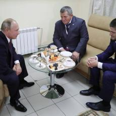 VELIKI GEST VLADIMIRA PUTINA: Potrešen tragedijom, predsednik Rusije pozvao Habiba!