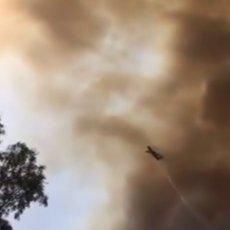 VELIKI POŽAR IZBIO PORED ATINE: Moguća evakuacija zone, stanovnici na oprezu (VIDEO)