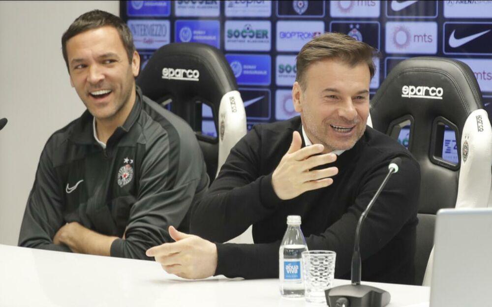 VELIKI VLADIMIR: Doskorašnji kapiten Partizana najlepše golmanske godine proveo u Humskoj