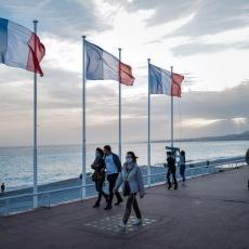 VELIKO EVROPSKO ŽARIŠTE NE MIRUJE: Francuska beleži novi crni rekord, najviše zaraženih u novembru