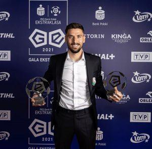 VELIKO PRIZNANJE: Igrač i defanzivac godine u ligi!